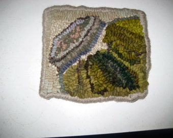"""Unhooked Pattern for """"Mom's Pickles"""" no wool included"""