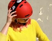Unicorn Horn for Bike Helmets - Pick Your Color Sweatband