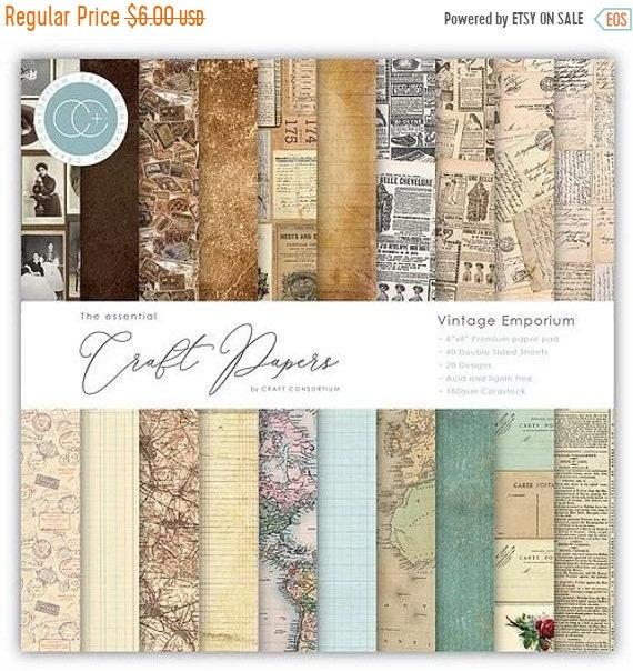 Craft Consortium Tropical Paradise The Essential Craft Papers