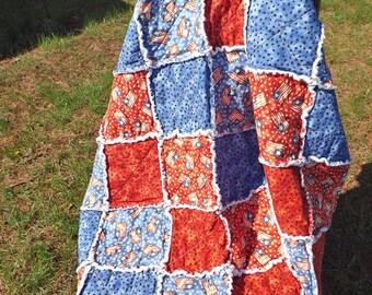 LAP Rag Quilts
