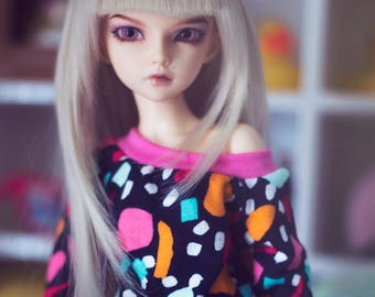 MSD Color Brush sweater for bjd dolls Unoa Minifee
