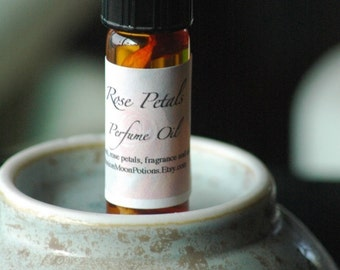 Rose Petals Perfume oil