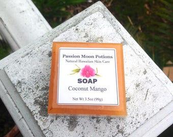 Coconut Mango Hand or Body Soap