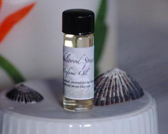 Sandalwood Spruce Perfume Oil
