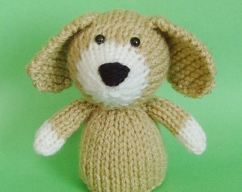 Dog Toy Knitting Pattern (PDF)