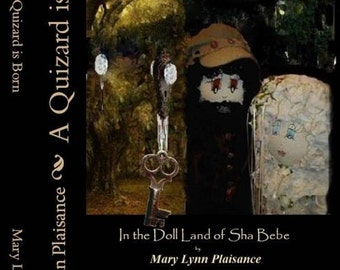 Volume 4  -- Highly Collectible.. A Quizard is Born -- by Louisiana Author Mary Lynn Plaisance