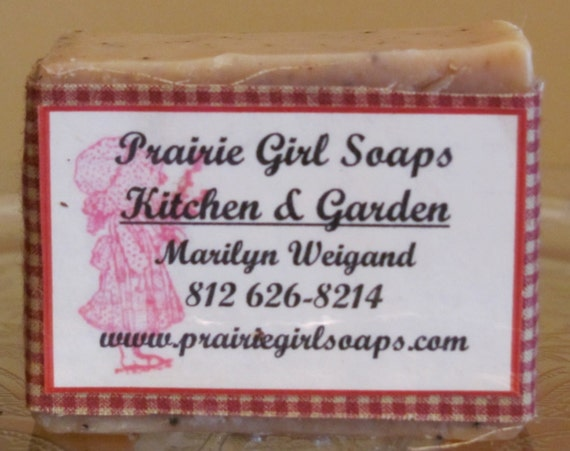 kitchen Garden Soap
