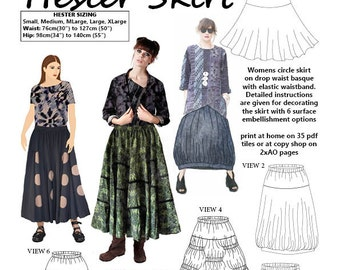 Hester Skirt