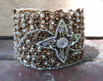 the Bronze Tiara cuff