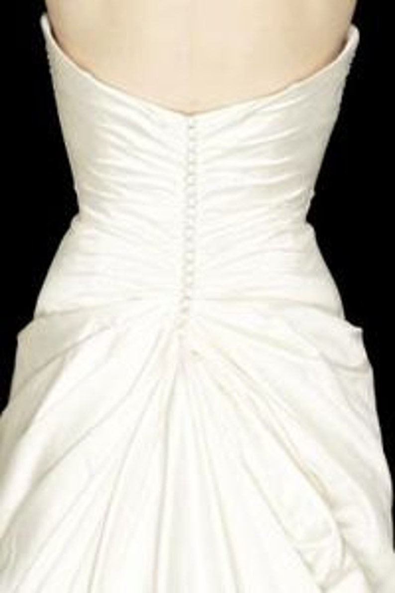 Black Non Elastic Bridal Button Looping Trim Ready to use Wedding Button Holes