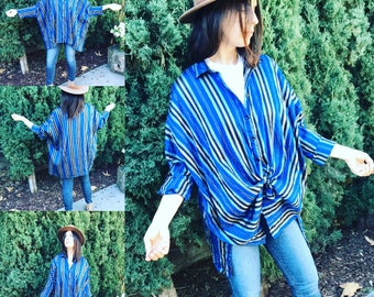 Button down striped silk Tokyo shirt