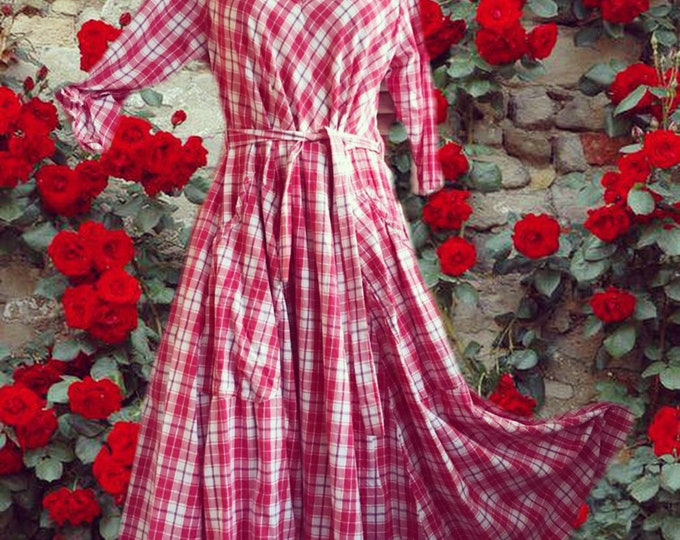 Farmgirl dress