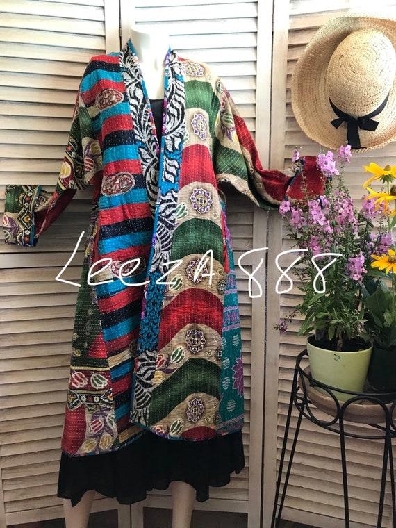 Kimono style art to wear