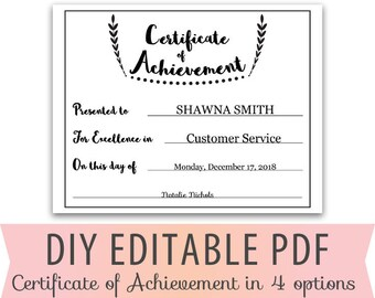 award template etsy