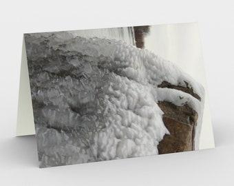 Notecards - Natural Treasures - Ice Sculptures 3