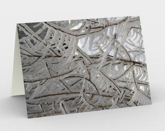 Notecards - Natural Treasures - Ice Sculptures 2