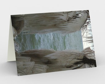 Notecards - Natural Treasures - Ice Sculptures 4
