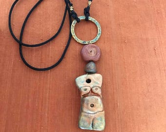 Girlfriend Goddesses®  Protection  Totem Necklace