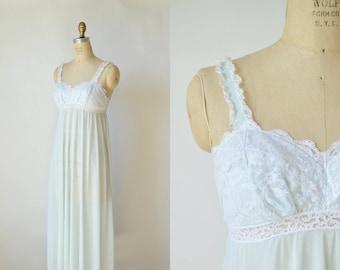1960s Mint Olga Nightgown --- Vintage Lingerie