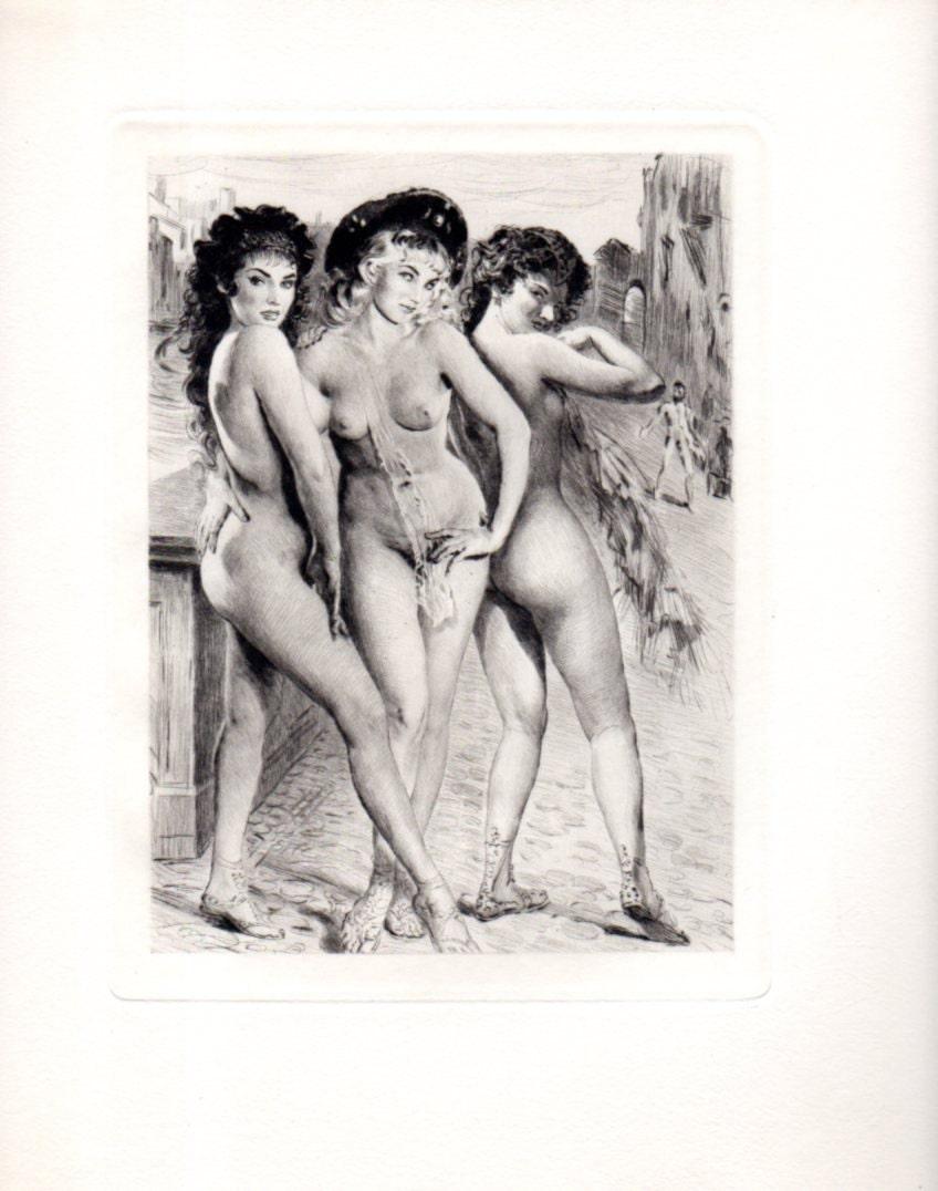 Diana ladonna nude full set