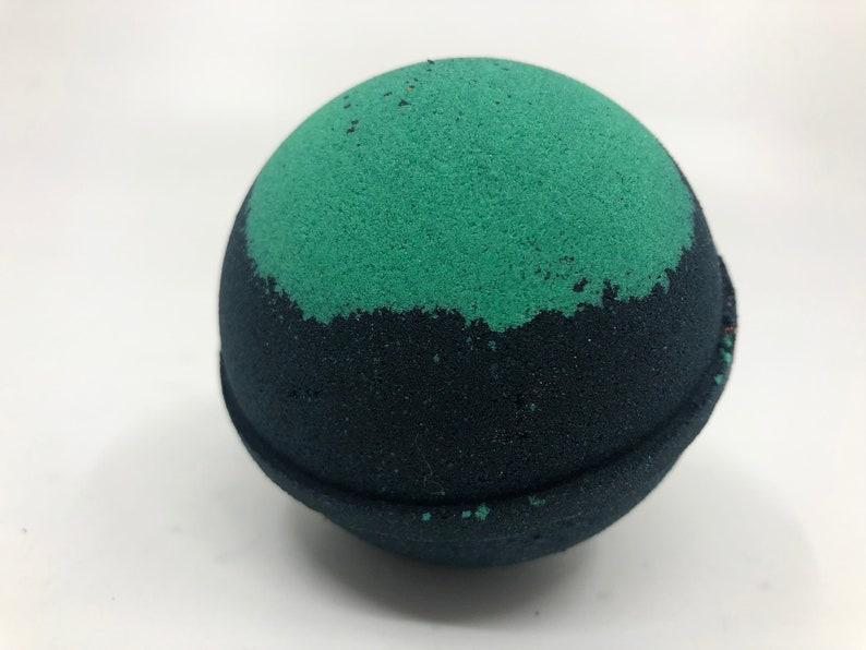 Deku Inspired Bath Bomb Boku No Bath Bomb Academia image 0