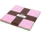 Violet Craft Modern Classics, 10 quot Squares, Robert Kaufman, Precut Fabric Quilting Cotton, Layer Cake, TEN-730-42, B14