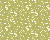 Baja, Saxony, PWSC013 Lime, Scion, Free Spirit Fabric, 100 Cotton, FS239
