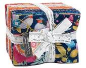 Lulu, Fat Quarter Bundle, 30pc, Chez Moi, Moda Fabric, Fabric Quilting Cotton, 33580AB, F04