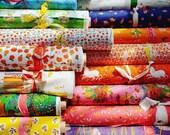 Heather Ross 20th Anniversary, Fat Quarter Bundle, 21 Piece, Windham Fabric, Quilt, Quilting, 100 Cotton