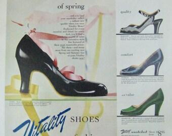 cd4a53b1cfc52 Shoe ads | Etsy