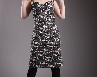 4f439a297eb2 Psychobilly dress