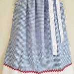 Dorothy Dress Wizard of Oz Dress Pillowcase Dress Blue Gingham Dress Oz Party Dorothy costume girls dresses baby dresses Dorothy Dresses