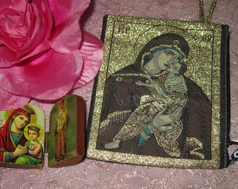 Religious Icons from Greece