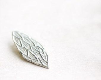 silver wing pendant, fine silver pendant, flight