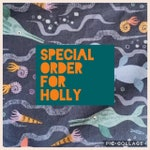 Special Nessie Pouch For Holly