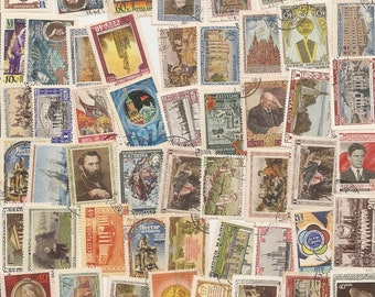 Cccp stamps   Etsy