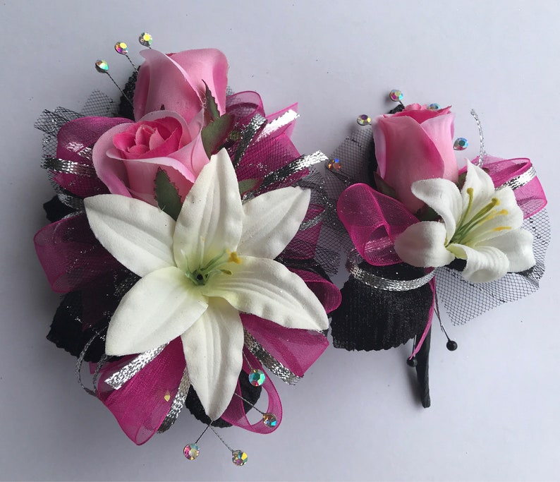 lily and rose set