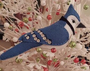Glamour Birds - Blue Jay
