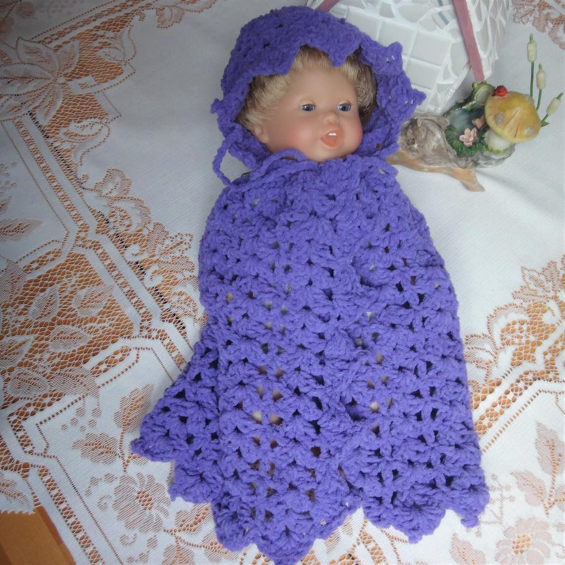 "Baby/'s One Piece Outfits with Blanket for 10/"" dolls"