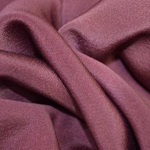 Michiyuki Slight Woven Texture Gradation Pink to Rose Bokashi Silk Haori Kimono Jacket