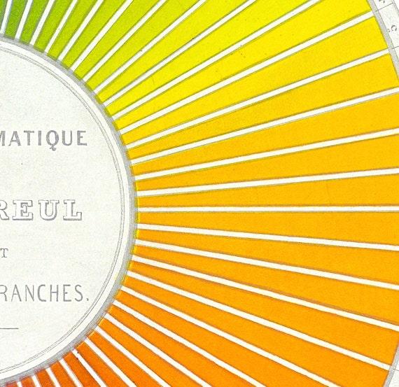 Cercle Chromatique More Favorite Pics T Color Light
