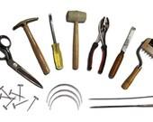 Upholstery Hand Tool Kit