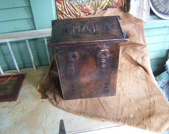 Large Craftsman Style Mailbox