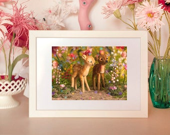 Deers (photo)
