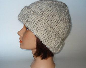 Warm Knit Watchcap Hat for Men e2ab786ac996