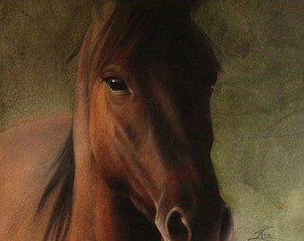 In The Quiet Morning - Fine Art Print