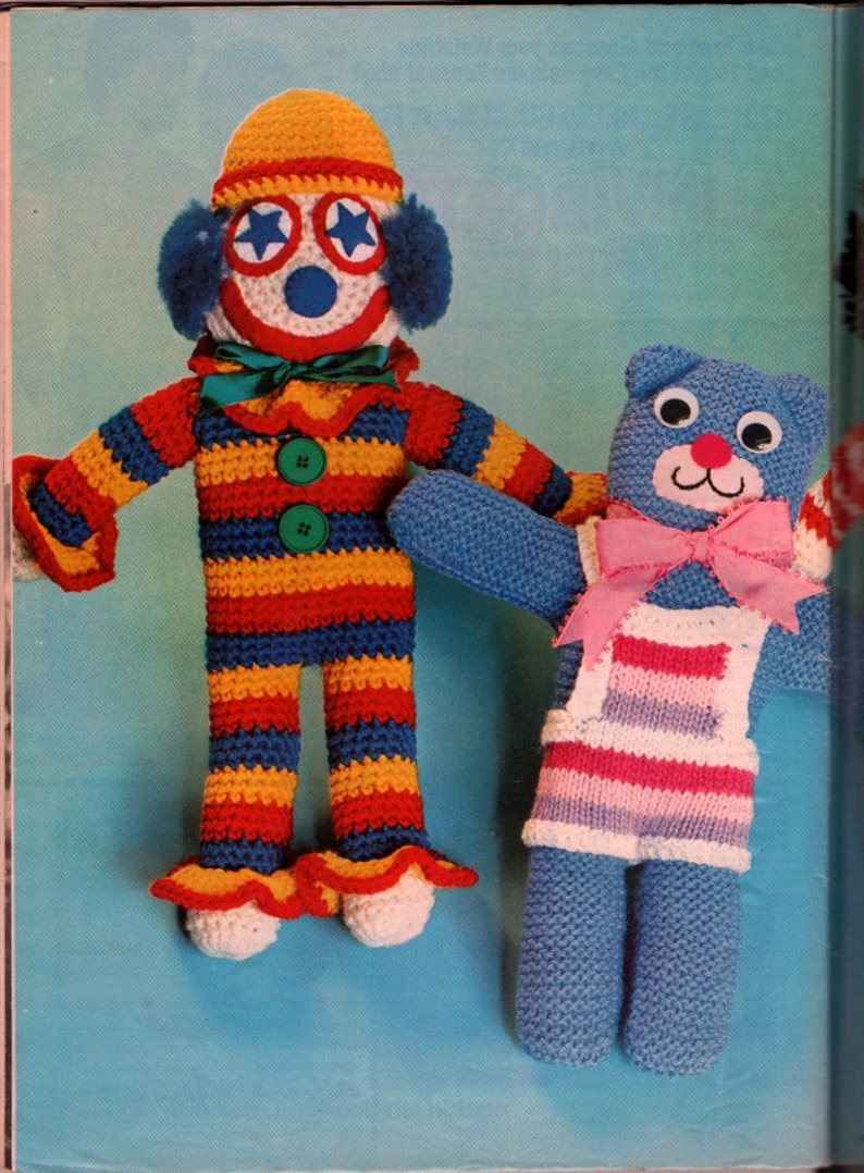 Vintage Womans Day Magazine Australia September 1981 Knitting Etsy