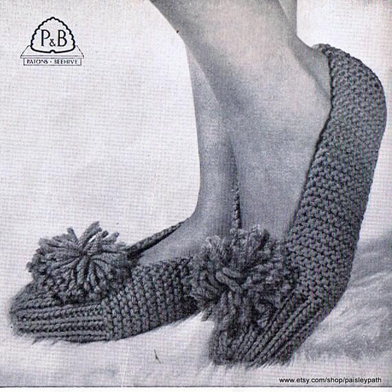 Vintage para hacer punto del ganchillo patrones década de 1960 | Etsy