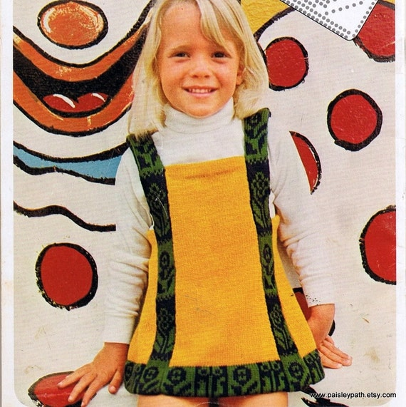Vintage 70s Empisal Machine Knitting Patterns Etsy