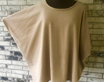 SHORT Plus Size Fleece Tunic